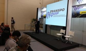 Transpoquip 2018: cenário do transporte no Brasil abre primeiro dia do evento, realizado simultaneamente com o 20º Encontro Nacional de Conservação Rodoviária