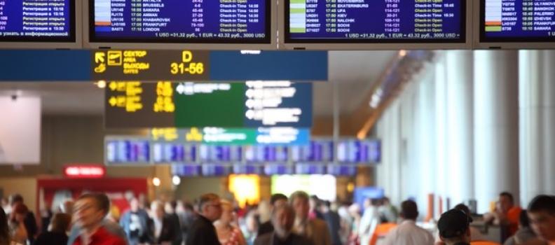 Aeroportos recebem novo modelo de monitoramento de slots