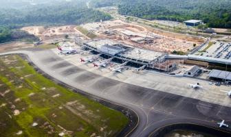 Pista do Aeroporto Eduardo Gomes (AM) passará por obras