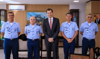 SAC e Comando da Aeronáutica formalizam acordo para investimentos em aeroportos da Região Amazônica