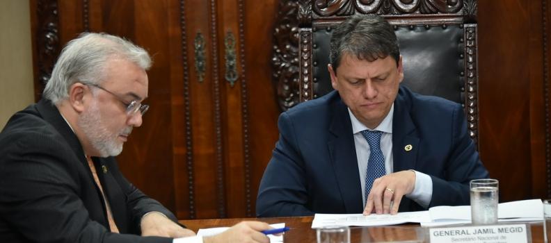 Ministério da Infraestrutura anuncia entrega da 1ª etapa do aeroporto de Foz do Iguaçu
