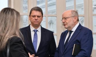 Ministro destaca confiança dos investidores no Brasil
