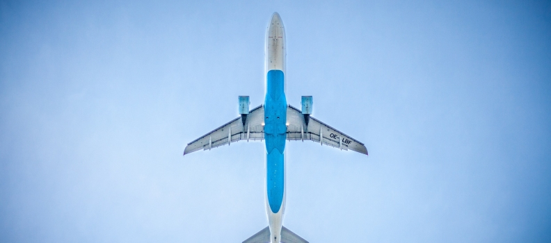 Governo Federal vai eliminar taxa adicional para voos internacionais