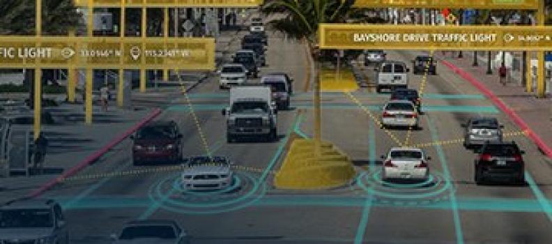HERE divulga modelos de estradas 3D para sistemas avançados de assistência e segurança ao motorista