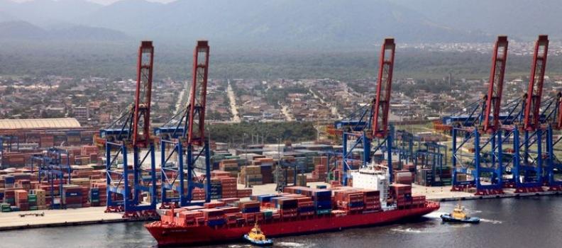 Nova ferramenta de acompanhamento das atividades do Porto de Santos é lançada em São Paulo